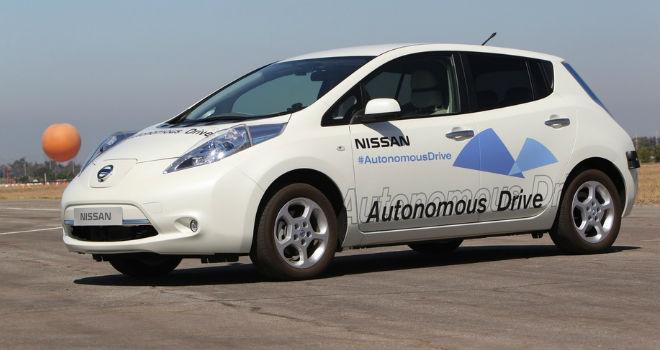 Samoupravljajući Nissan