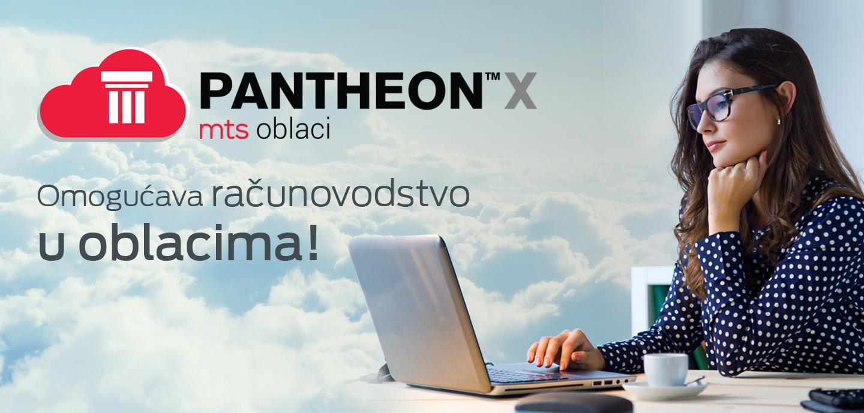 pantheon u oblaku za računovođe